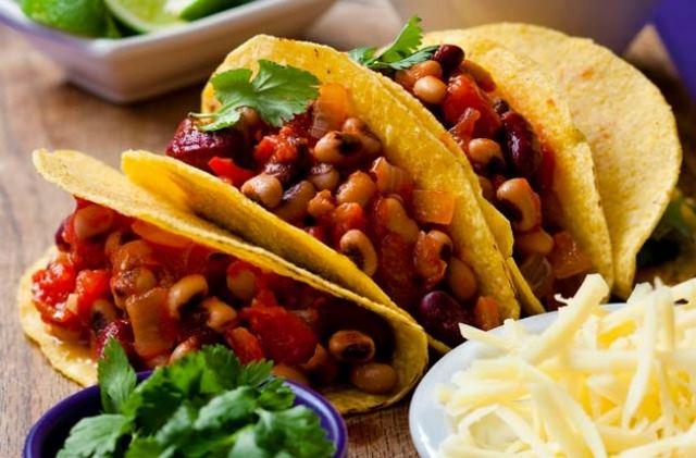 Les galettes de maïs avec haricots rouges sont top niveau nutrition.
