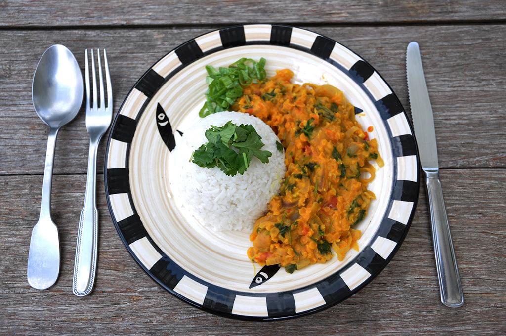 Dal de lentille, recette du traditionnel plat indien qui apaise ton intestin.