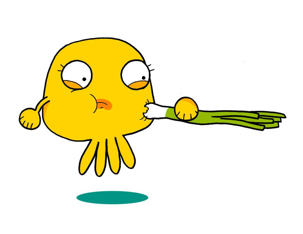Les Prevotella, autres bactéries de ton microbiote, sont plutôt végétariennes.
