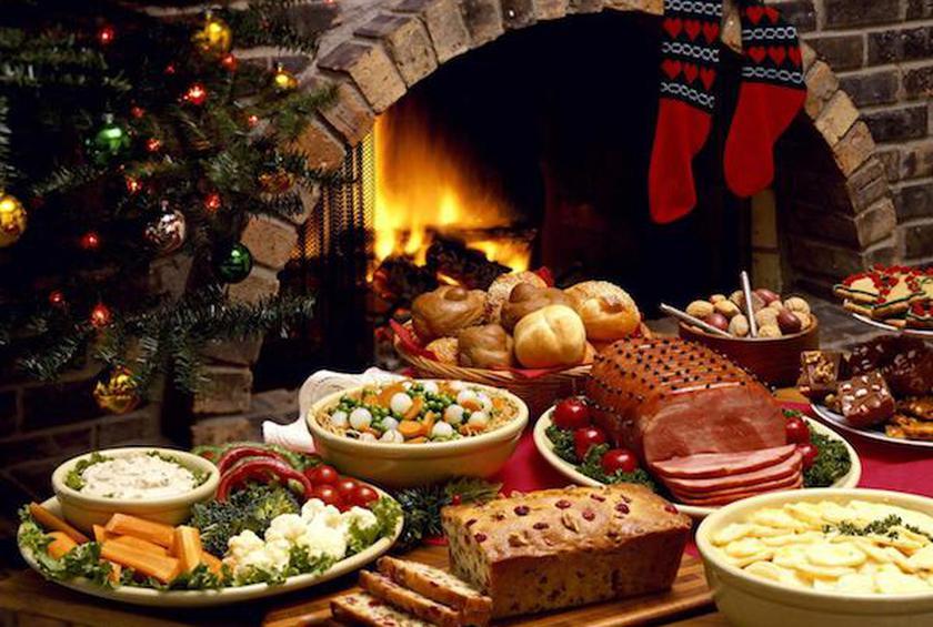 Point ne sert de se repaître lors du repas des fêtes !