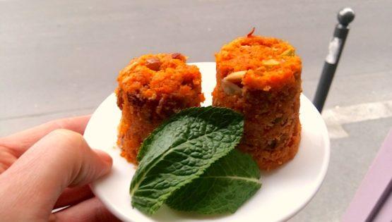 La recette du fameux dessert indien revisité façon healthy