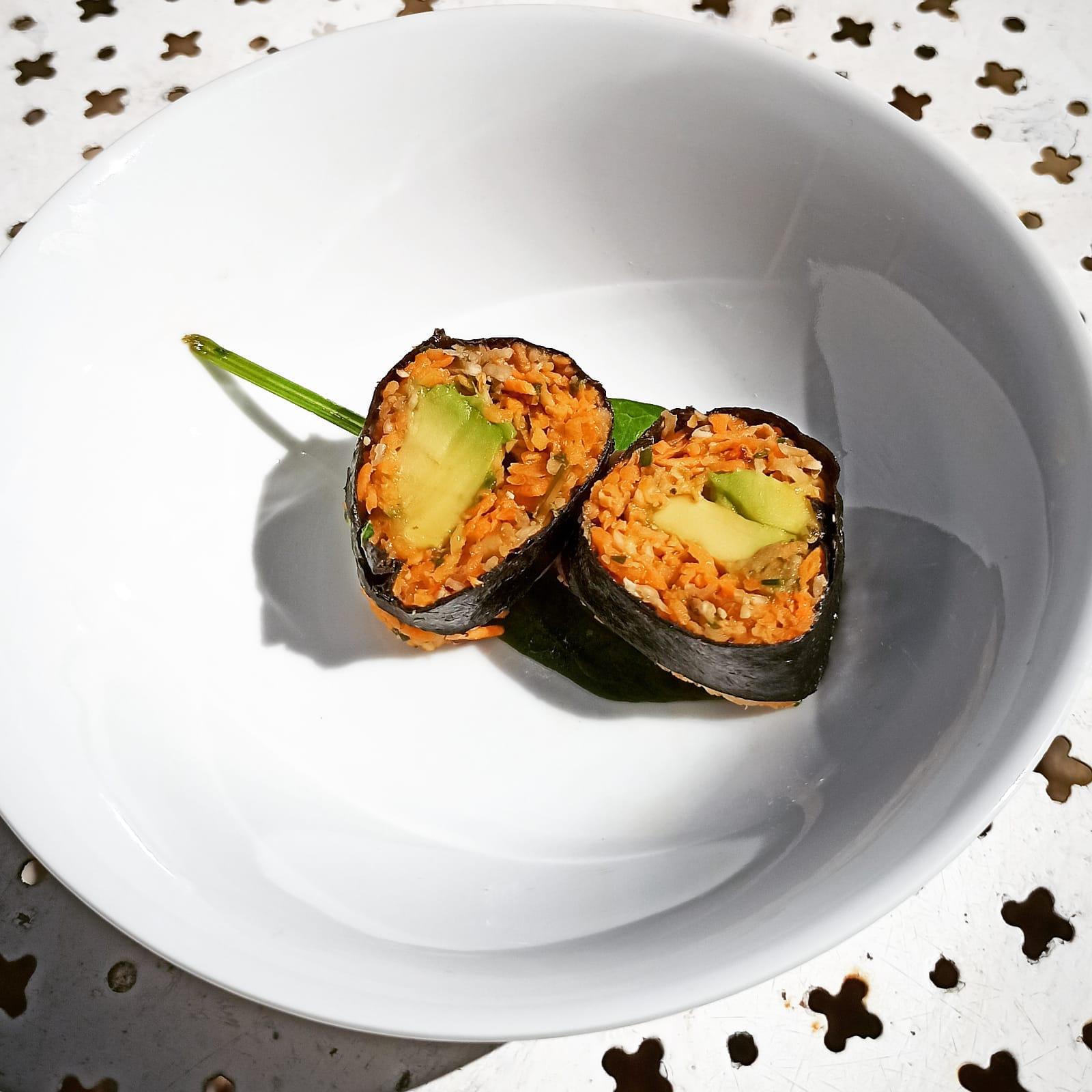 La recette des makis, version veggie super healthy !